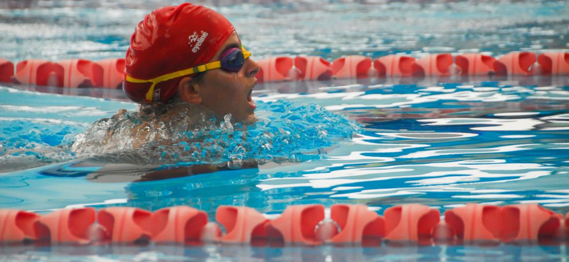 coaching natation